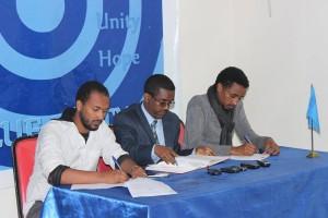 Blue party Ethiopia