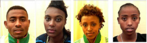Thee whereabouts of Amanuel Abebe Atibeha, 17; Dureti Edao, 18; Meaza Kebede, 18; and Zeyituna Mohammed, 18, have not been