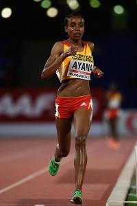 Alimaz Ayana- photo IAAF