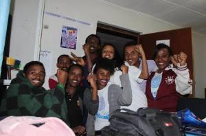 Semayawi party wetatoch