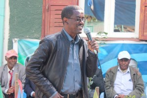 Eng. Yilqal Getent- Negere Ethiopia