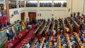 Egyptian leader defends Nile rights in Ethiopia's Parliament