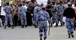 Ethio-police violence
