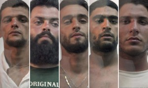 Five men charged with murder of 200 migrants- the gurdian
