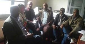 DR Merara And Semayawi Party