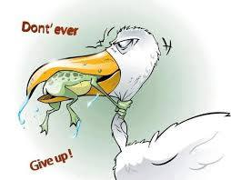 Dont ever give up Anteneh Merid