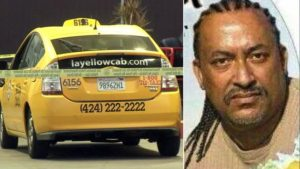 TAXI DRIVER BEATEN TO DEATH BY PASSENGER IN HOLLYWOOD