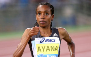 ayana_almazh win world record 10000 m