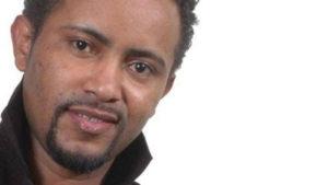 Artist Gosaye Tesfaye